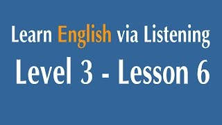 Learn English via Listening Level 3 - Lesson 6 - The Viking