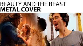 BEAUTY AND THE BEAST - METAL COVER