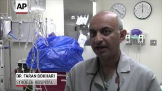 Chicago Hospital Trains Navy Doctors For Battle