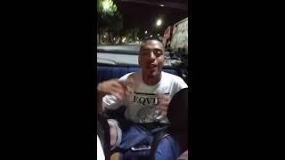 INCREIBLE FREESTYLE DE KODIGO 2017 - MIENTRAS ANDA EN UN DESCAPOTABLE
