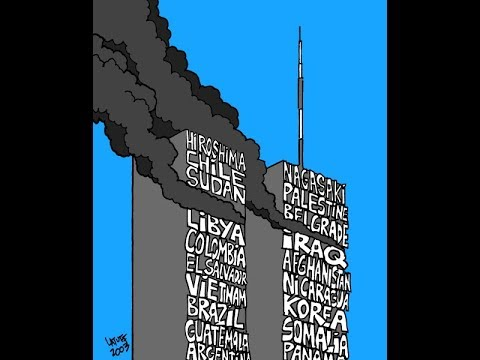9/11/01: America's Chickens Come Home to Roost