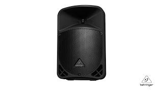 EUROLIVE B108D Active PA Speaker System