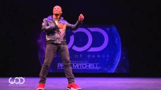 Fik Shun : Naruto Theme Dance In World Of Dance 2016