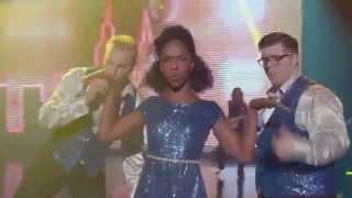 Glee-Uptown Funk Full Performance