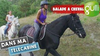 DANS MA TELECABINE ETE Saison 2 EPISODE 1 : Balade à cheval avec Gaëlle | Diffusé sur Gulli !