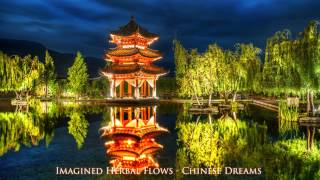 Imagined Herbal Flows - Chinese Dreams