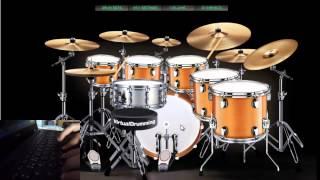 Bon Jovi - It's my life (Virtual Drumming) /Cover