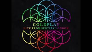 Coldplay - Viva La Vida Live at Spotify London