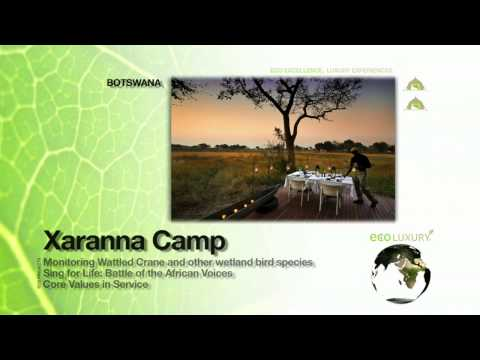 Eco Luxury: Retreats of the World – 2009 – Africa