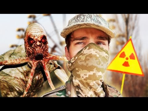 Russian Chernobyl Mutant Stalkers