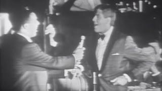 Steve DePast and Jerry Lewis - Luba Luba Lew (1961) - MDA Telethon
