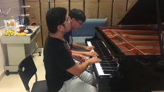 Tokyo Ghoul - Unravel Duet by Theishter & Pianominion