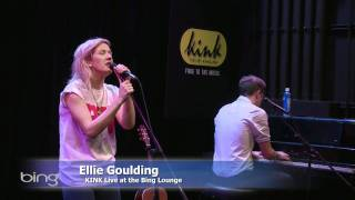 Ellie Goulding - Your Song (Bing Lounge)