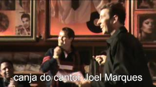 canja do cantor Joel Marques