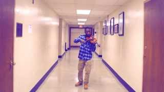 Drunk In Love by Beyonce ft. Jay Z (Violin Cover) - Emmanuel Houndo