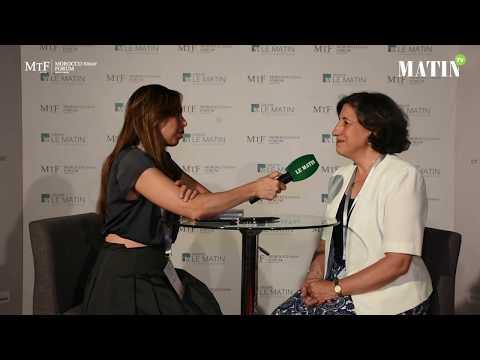 Video : MTF 2019 : Entretien avec Lilia Hachem Naas, Directrice du bureau de la Commission économique pour l'Afrique en Afrique du Nord