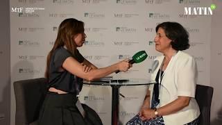 MTF 2019 : Entretien avec Lilia Hachem Naas, Directrice du bureau de la Commission économique pour l'Afrique en Afrique du Nord
