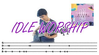 Paramore | Idle Worship (Bass Cover with Tabs)