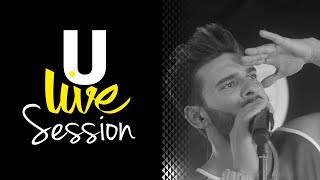 ULive Session - Buze - Dorian Popa feat What's UP (Performed by Dorian Popa)