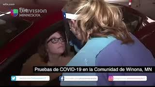 Pruebas de COVID-19 en la Comunidad de Winona, MN