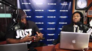 Hit-Boy Speaks on Things People May Not Know about Jay Z on Sway in the Morning