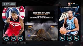NBA 2K16 WWE CM PUNk Theme
