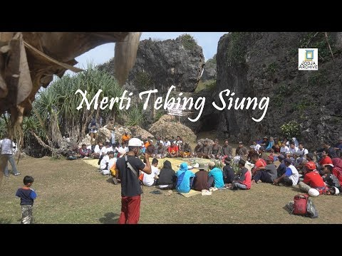 Download Video Jogja Archive | MERTI TEBING SIUNG