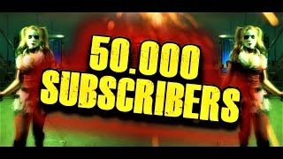 Po Dropsach - 50.000 SUBSCRIBERS !!! 🖤
