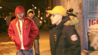 LIL WHITE BOY x DA VILL  (Official video)