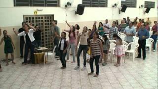 Ministério Vinde a Cristo- Chegada Reencontro Parte 3 (19-06-11)