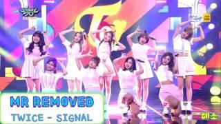 [MR REMOVED] 170602 뮤직뱅크 트와이스(TWICE) - SIGNAL(시그널) Music Bank