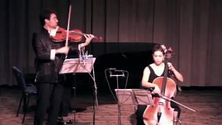 Bach Cello Suite no. 1 for Viola and Cello