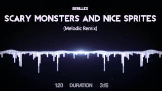 Skrillex - Scary Monsters And Nice Sprites (Melodic/No Dubstep Remix)