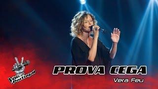 "Vera Feu - ""Who's Loving You"" | Prova Cega | The Voice Portugal"