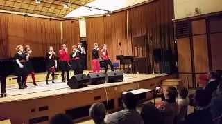 Jazzva - Gospod, težko sem ponižen (Magnifico cover, Live @ Studio 14, Radio Slovenija)