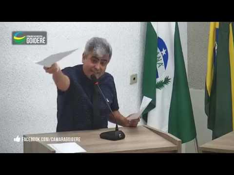 Vereador Joaquim fala ao prefeito que vídeo não paga conta e não valoriza ninguém - Cidade Portal