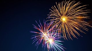 How to Make Fireworks in After Effects - No Third Party Plugin width=