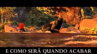 Brave - Into the Open Air (EU Portuguese) *Lyrics* HD