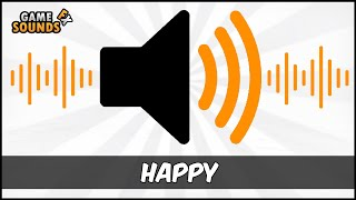Happy - Sound Effect [HD]