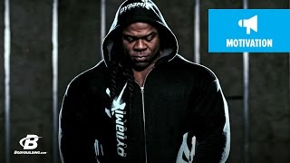 Give Yourself A Chance | Kai Greene Motivation