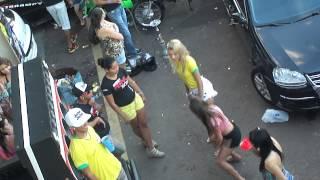 Derret Ferve Menina Dança Muito Ao Som do Funk Bass Autodromo De Campo Grande Ms
