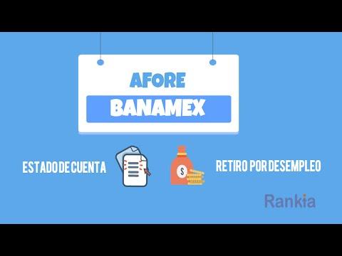 En el siguiente video aprenderemos a consultar el estado de cuenta y solicitar el retiro por desempleo en Afore Banamex.