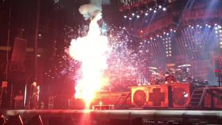 Rammstein - Las Vegas - 7/1/2016 - ich tu dir weh
