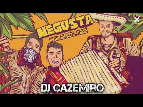 KVSH, Beowülf, Flakkë - Me Gusta feat  DJ Cazemiro (Funk Remix)
