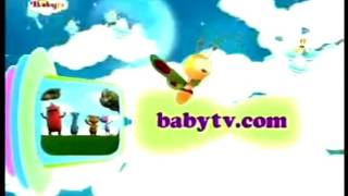 BabyTV Cuddlies ads english