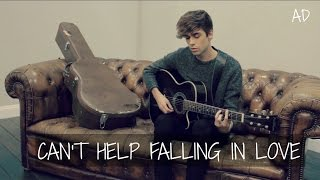 Elvis Presley - Can't Help Falling In Love (ROLLUPHILLS cover) // Jack Wills #cidersessions