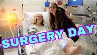 I HAD SURGERY!!!