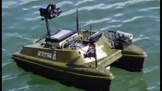 Plymouth Sound MxR Vessel Trial
