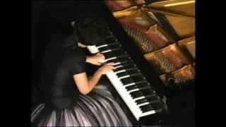 Flight of the Bumblebee, Rimsky-Korsakov/Rachmaninoff, Marie Jo, piano