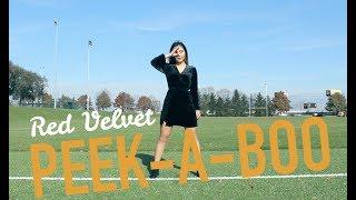 Red Velvet 레드벨벳 '피카부 (Peek-A-Boo)' _ Lisa Rhee Dance Cover